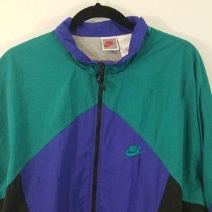 Vintage 90's Nike Windbreaker Jacket
